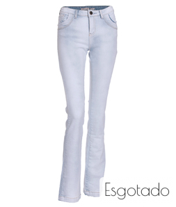 Calça Jeans M. Officer Basic Light Blue