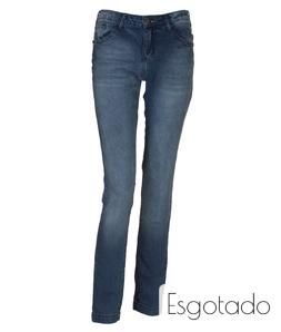 Calça Jeans M. Officer Skinny Style Azul