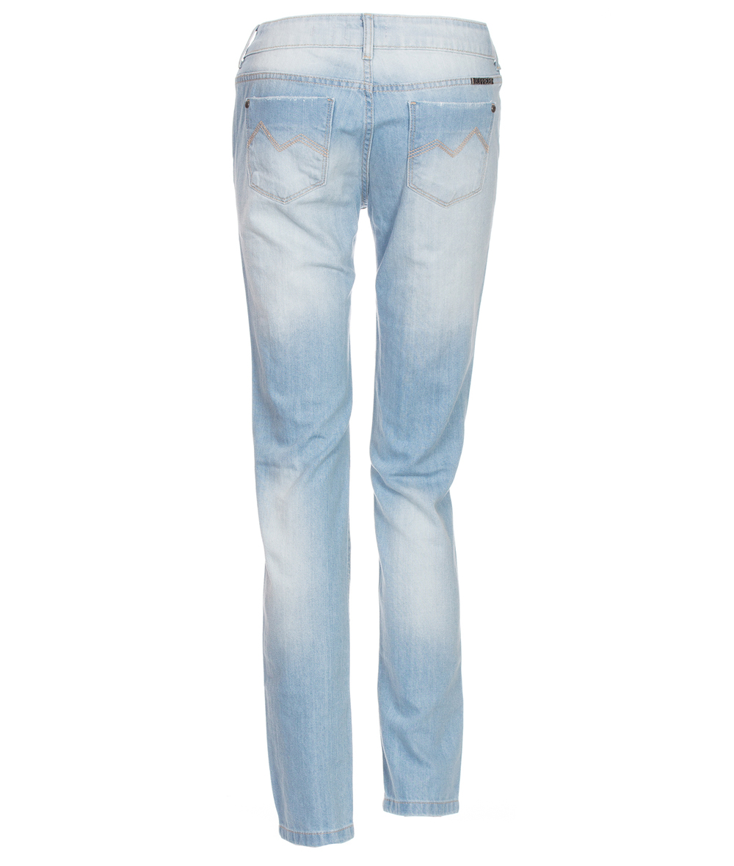 c776c52612 Calça Jeans M. Officer Premium Slim Fit Clara