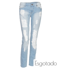 Calça Jeans M. Officer Premium Slim Fit Clara