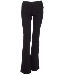 Calça Jeans M. Officer Slim Fit Flare Preto
