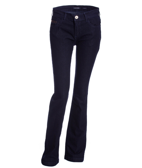 Calça Jeans M. Officer Basic Blue Raw