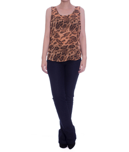 Regata M. Officer Animal Print